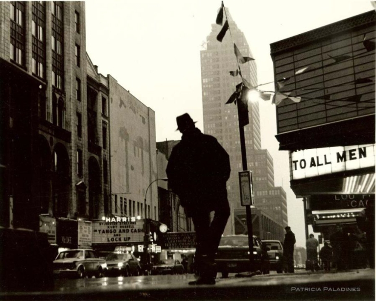 To All Men, 42nd Street, NYC circa/1990